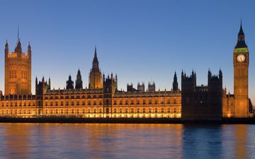 лондон, биг бен, биг-бен, вестминстерский дворец