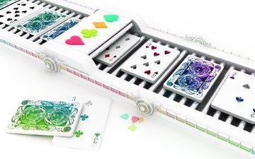 покер, карты