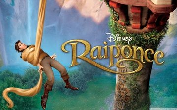 rapunzel, rapunzel: a tangled tale