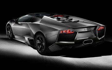 lamborghini, sports car, reventon, roadster