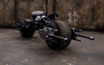 motorcycle, batman, the dark knight