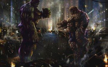 war, the game, hulk, human mountain