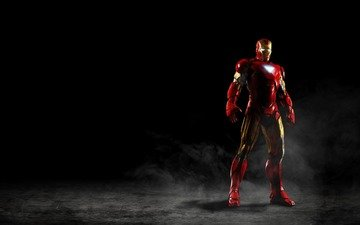 the film, iron man