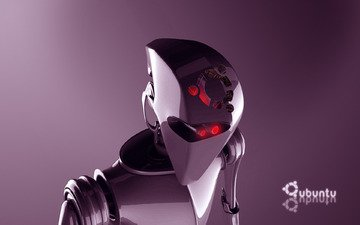 робот, open your mind2, бубунту