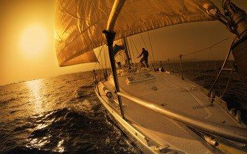 вода, фото, люди, лодки, человек, лодка, спорт, парусники