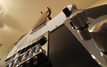 стиль, гитара, струны, электро