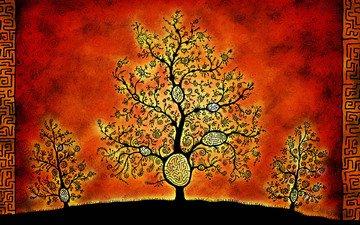 background, tree, destiny
