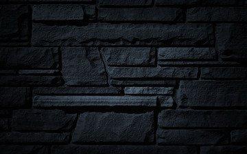 камни, обои, текстура, фон, черное, рельефность