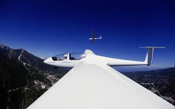 самолет, крыло