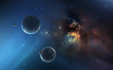 planet, constellation