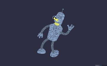 words, bender, from the words