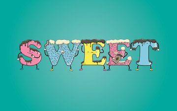 еда, конфеты, сладость, карамель