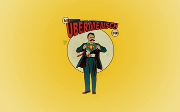 comic, comics, matheus lopes castro, mathiole, ubermensch, supermen, superman