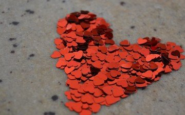 настроение, макро, сердце, любовь, сердечки, день влюбленных