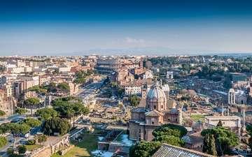 италия, рим, вечный город