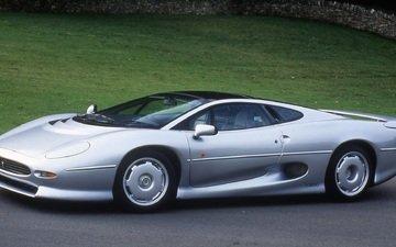 jaguar xj220 26, ягуа́р