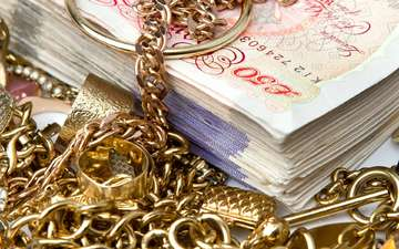 money, gold