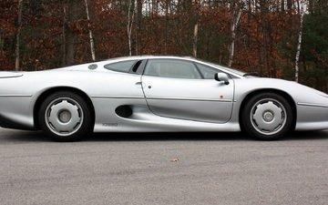 jaguar xj220 3, ягуа́р