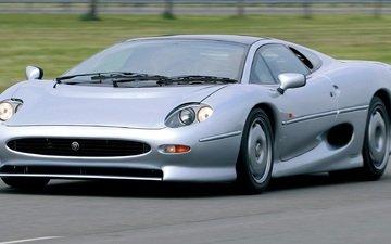 jaguar xj220 25, ягуа́р