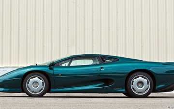 jaguar xj220 7, ягуа́р
