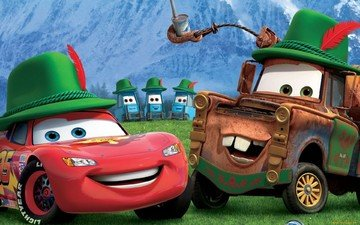 cartoon, cars 2, cars-2