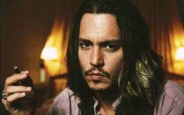 взгляд, актёр, джонни депп, лицо, мужчина, знаменитость, johnny deep