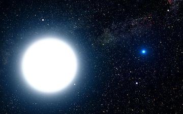the sun, stars