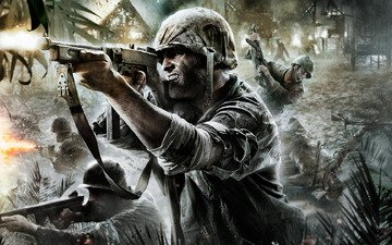 война, солдаты