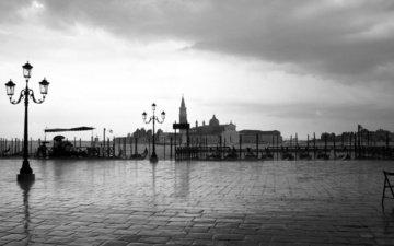 серость, город, площадь