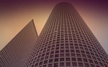 башня, небоскрёб