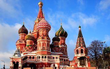 москва, храм василия блаженного, россия, красная площадь