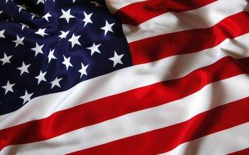 полосы, звезды, полоса, звезда, красный, белый, сша, флаги, символы, американский флаг, u.s.a