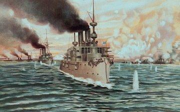 море, флот, война