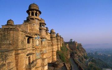 архитектура, форт, история, индия