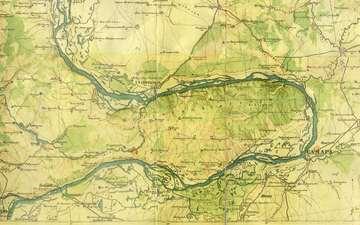карта, география