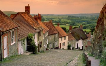 улочка, англия