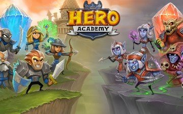 academy of heroes, hero academy