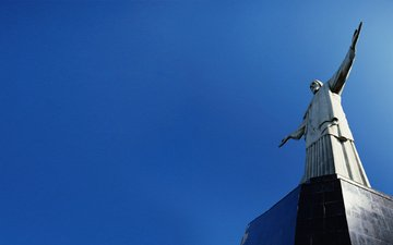 статуя, бразилия