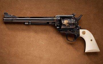 old, revolver