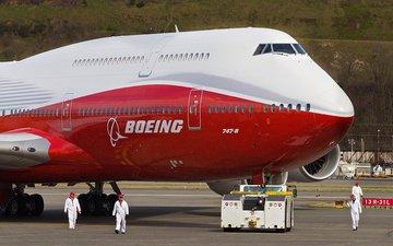 боинг, 747 8, intercontinental
