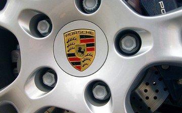 лого, porsh, kapot