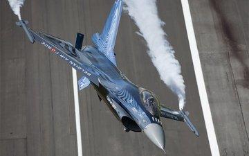 fighting falcon, samolyot, f 16, general, dynamics