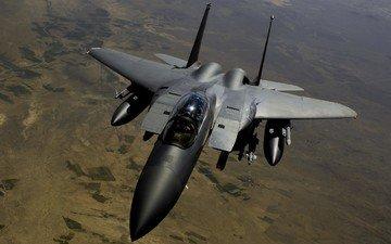 the plane, istrebitel, fon, moshh, rakety