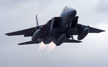 the plane, avia, f 15