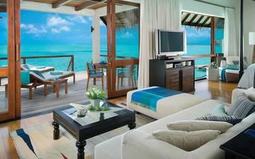 interior, sea, tropics