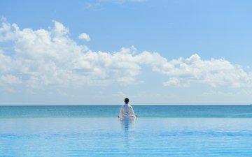 tropics, the maldives, yoga