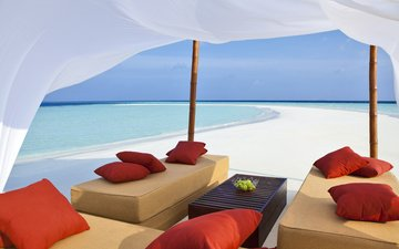 beach, tropics, the maldives