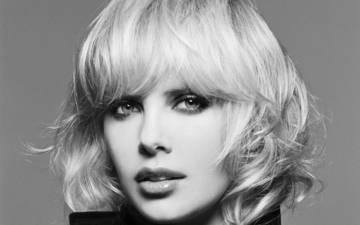 модель, актриса, шарлиз терон, 1975 г. р.