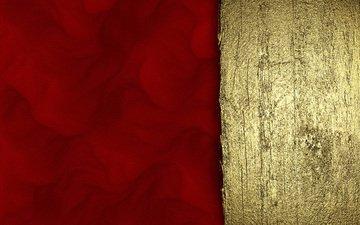 текстура, фон, цвет, бордовый, золотисто-желтый