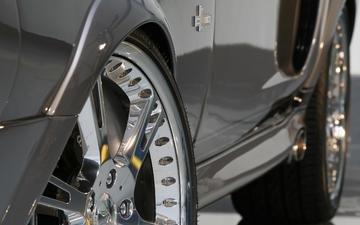 колеса, диск, хром